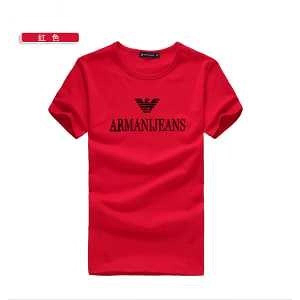 人気が爆発  2019 ARMANI アルマーニ 人気通販半袖Tシャツ