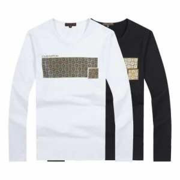 LOUIS VUITTON 年ルイヴィトン厳選アイテム モテるアイテム  2018秋冬  長袖Tシャツ  2色可選