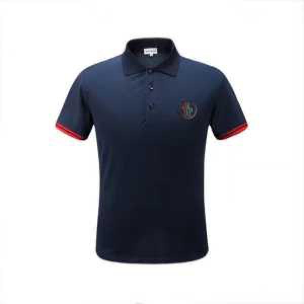 2018春夏 半袖ポロシャツ モンクレール MONCLER 多色 速乾性の高い