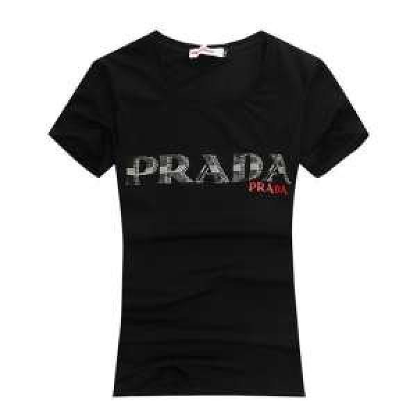 ブランド見事   プラダTシャツブラウス シャツ
