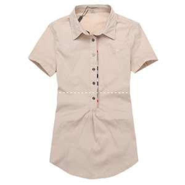 ブランド2018春夏期間限定コピーブランド バーバリー 半袖 Tシャツブラウス シャツ