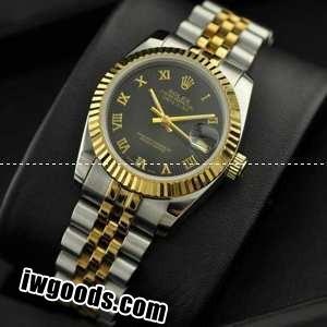 big sale c0c6d 9841f ROLEX ロレックス デイトジャスト 女性用腕時計 自動巻き 3針クロノグラフ 日付表示 ステンレス 27.00mm