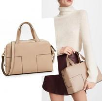 Tory Burch 激安スーパーコピー Block-T Pebbled Zip Satchel iwgoods.com:21osau