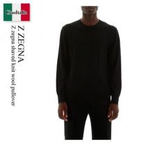 Z Zegna コピー品 Shaved Knit Wool Pullover iwgoods.com:ve2lxh